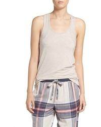 Camiseta sin Manga en Beige de DKNY