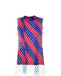 Camiseta sin manga estampada en multicolor de Calvin Klein 205W39nyc