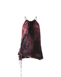 Camiseta sin manga estampada en multicolor de Lost & Found Ria Dunn