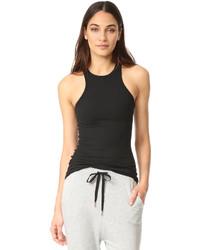 Camiseta sin manga negra de Beyond Yoga