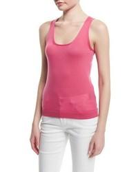 Camiseta sin manga rosada de Tom Ford