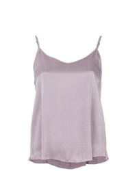 Camiseta sin Manga Violeta Claro de RtA