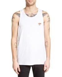 Camiseta sin mangas blanca de Obey