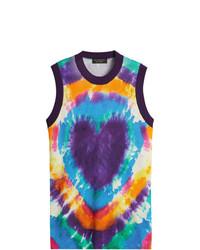 Camiseta sin Mangas en Multicolor de Burberry