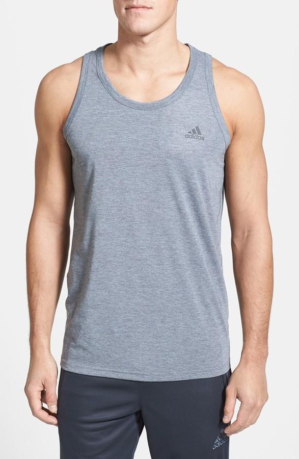adidas camiseta hombre sin mangas