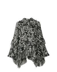Capa en negro y blanco de Dolce & Gabbana
