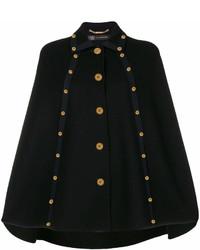 Capa negra de Versace