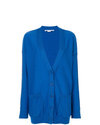 Cárdigan azul de Stella McCartney