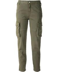 how to wear cargo pants women