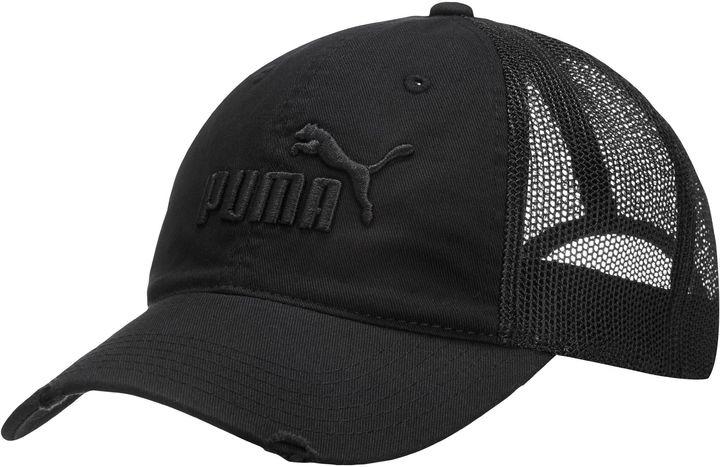Casquette noire Puma