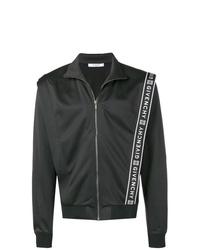 Cazadora de aviador negra de Givenchy