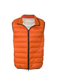 Chaleco de abrigo acolchado naranja de ECOALF