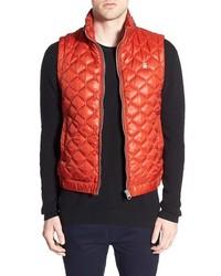 Chaleco de abrigo acolchado rojo de G Star