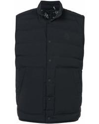 Chaleco de abrigo negro