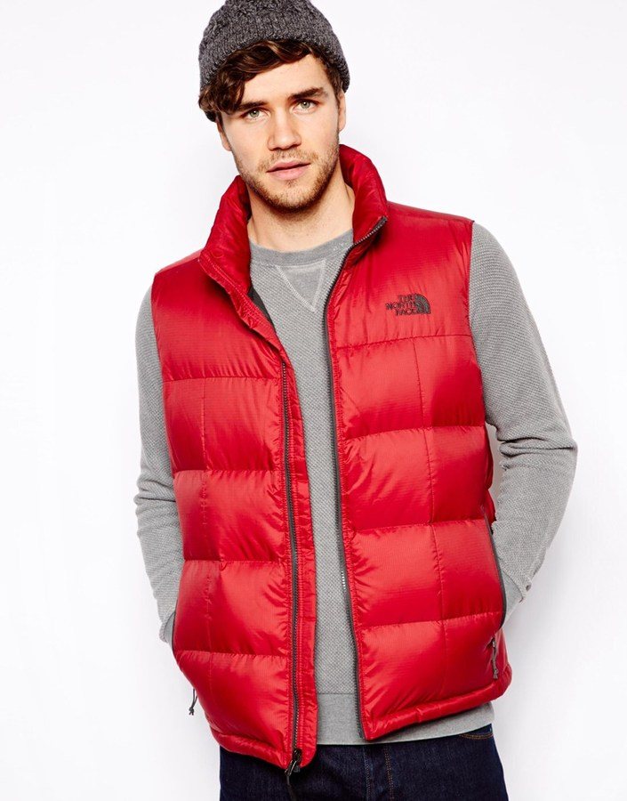 the north face chaleco