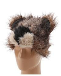 Chapeau de fourrure brun San Diego Hat Company