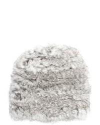 Chapeau de fourrure gris Hat Attack