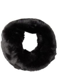 Chapeau de fourrure noir San Diego Hat Company
