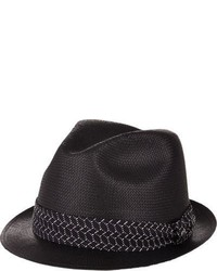 Chapeau de paille noir Rag and Bone