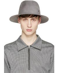 Chapeau gris Larose