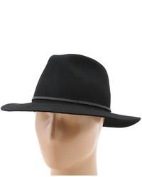 Chapeau noir Brixton