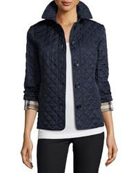 apariencia elegante verdadero negocio envío directo Comprar una chaqueta azul marino Burberry | Moda para ...