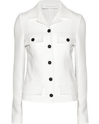 Chaqueta blanca de Victoria Beckham