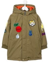 e2c1a8b3a44e2 Comprar una chaqueta bordada verde oliva  elegir chaquetas bordadas ...