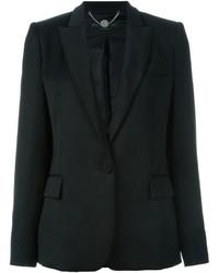 Chaqueta de lana negra de Stella McCartney