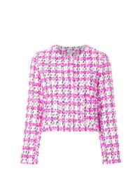Chaqueta de tweed rosa de P.A.R.O.S.H.