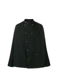 Chaqueta militar negra de Yohji Yamamoto