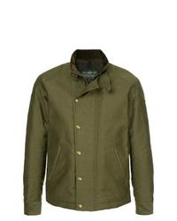Chaqueta militar verde oliva de Addict Clothes Japan