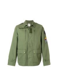 Chaqueta militar verde oliva de Zadig & Voltaire