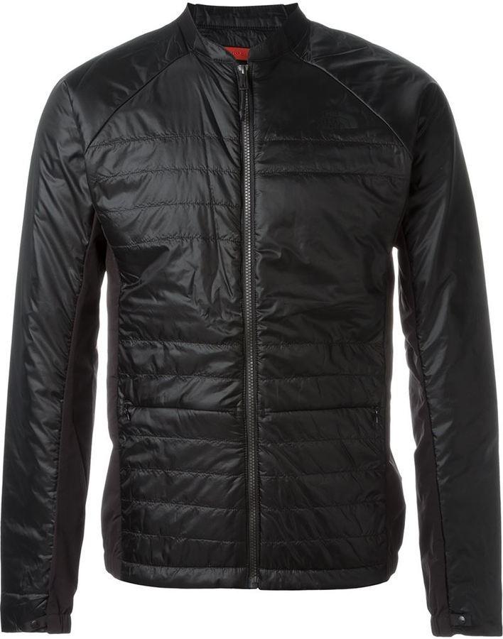 chaqueta north face negra
