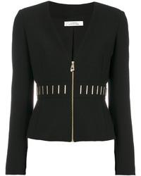 Chaqueta negra de Versace