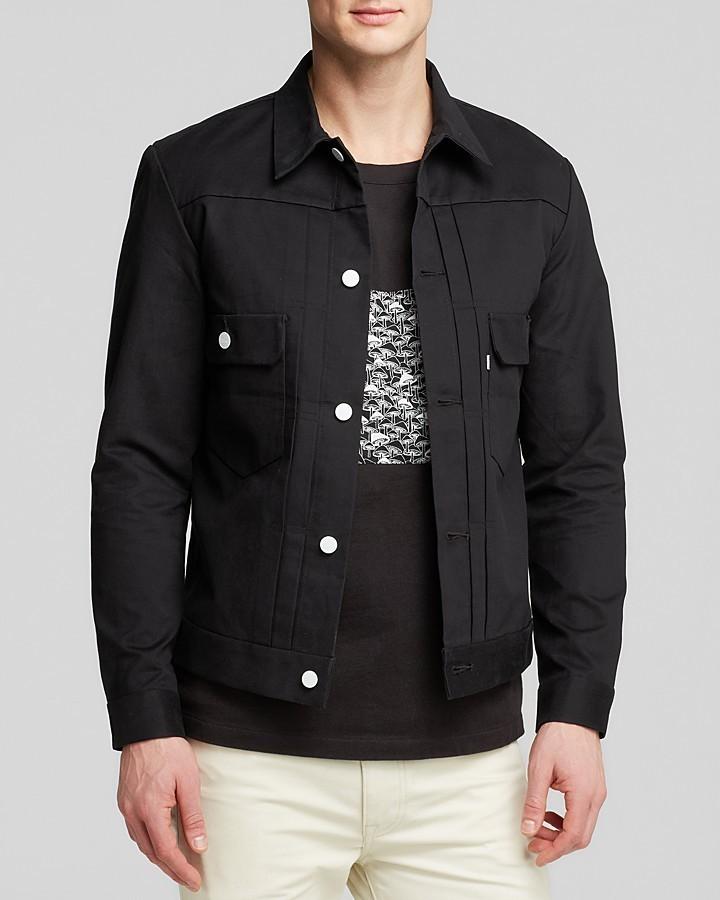 Como combinar una chaqueta vaquera negra