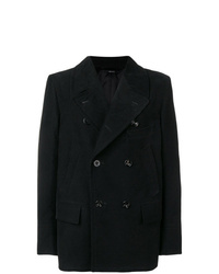 Chaquetón negro de Tom Ford