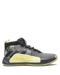 adidas Dame 5 High Top Sneakers