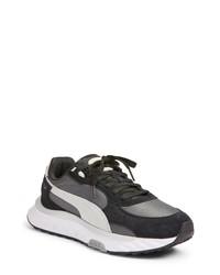 Puma Wild Rider Rollin Platform Sneaker