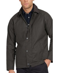 Barbour Rigg Waxed Cotton Jacket