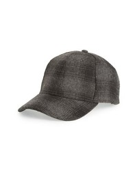 Nordstrom Men's Shop Buffalo Check Baseball Cap