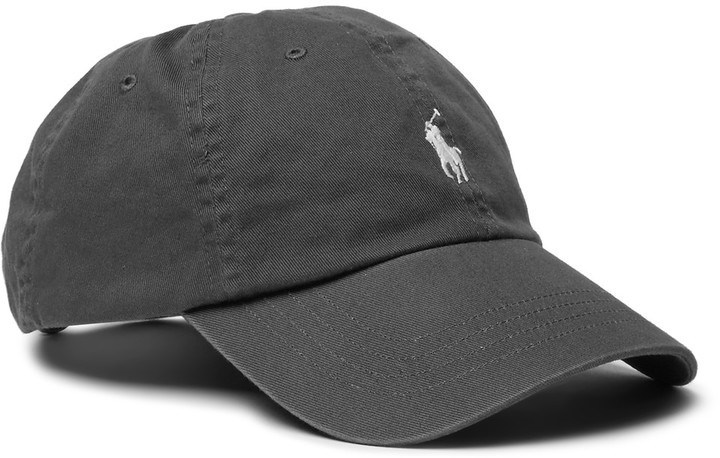 08b9a8c9c Polo Ralph Lauren Cotton Twill Baseball Cap, $70 | MR PORTER ...