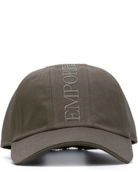 Emporio Armani Embroidered Logo Baseball Cap