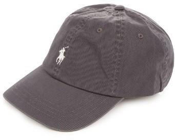 2b3e3f172d1 ... Polo Ralph Lauren Logo Embroidered Cotton Cap