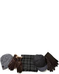 Original Penguin Penguin Felt Baseball Hat Charcoal Heather