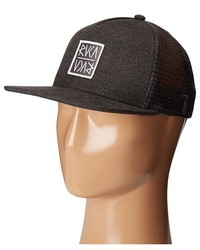 RVCA Slash Box Trucker Caps