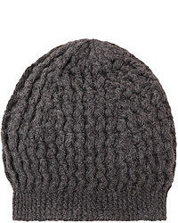 A Dtacher Harper Crocheted Beanie