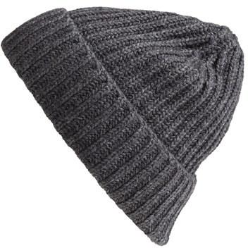 345df4c491fab ... Andrew Stewart Rib Knit Wool Cashmere Beanie ...
