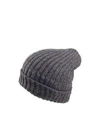 Barts Hats Barts Justine Beanie Hat Grey