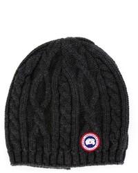 Cable knit beanie medium 343535